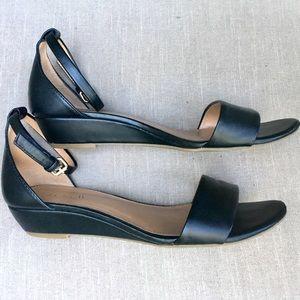 J.Crew Sandals Black 7.5